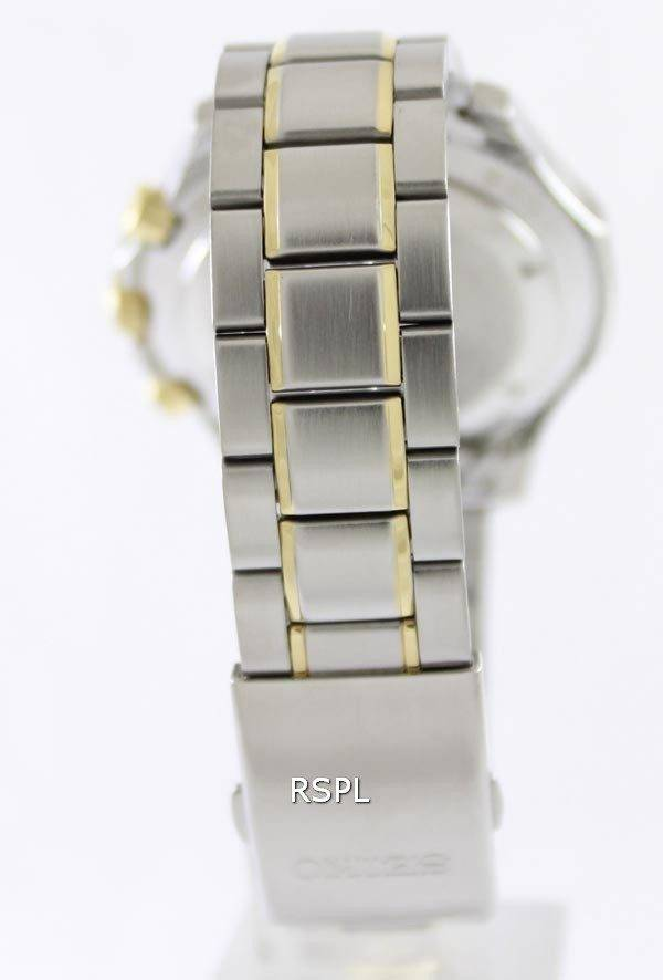 Seiko Chronograph SSB107P1 SSB107P SSB107 Mens Watch