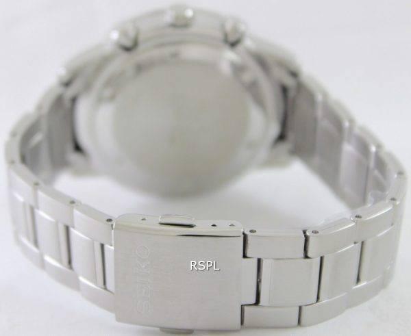 Seiko Chronograph SSB137P1 SSB137P Mens Watch