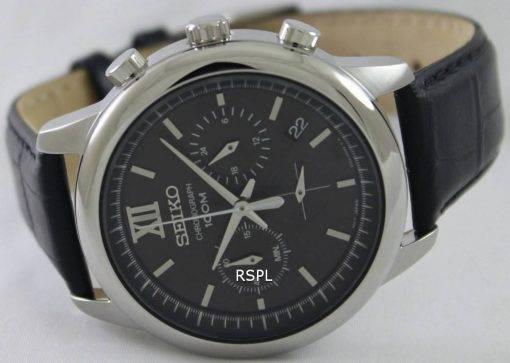 Seiko Quartz Chronograph SSB139P2 Mens Watch