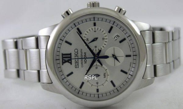 Montre Seiko chronographe SSB145P1 SSB145P masculin