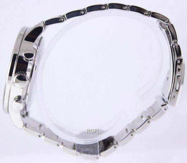 Seiko Chronograph Quartz Tachymeter SSB163P1 SSB163P Men's Watch
