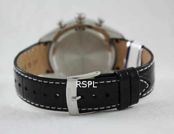 Seiko solaire alarme Montre chronographe SSC211P2 Hommes