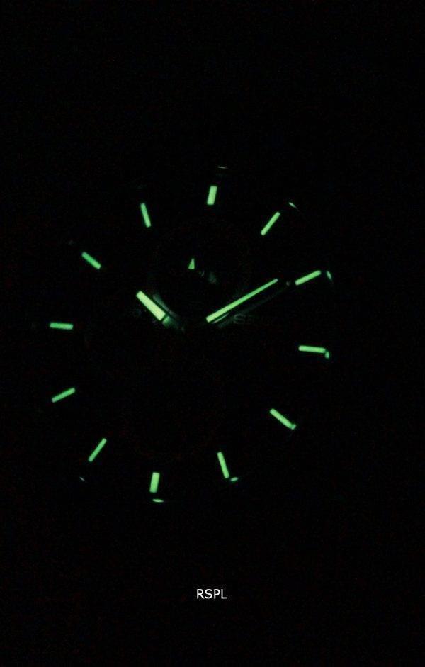 Seiko Solar Chronograph SSC257P1 SSC257P Mens Watch
