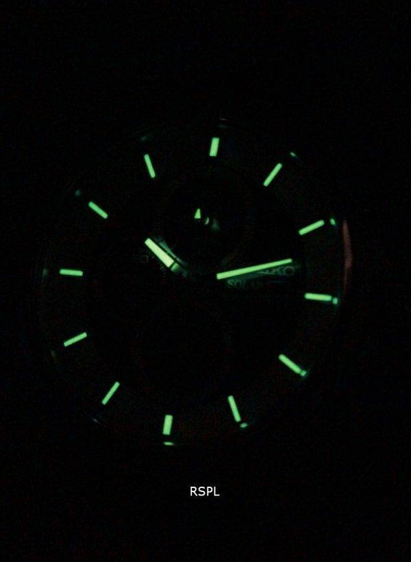 Seiko Solar Chronograph SSC259P1 SSC259P Mens Watch
