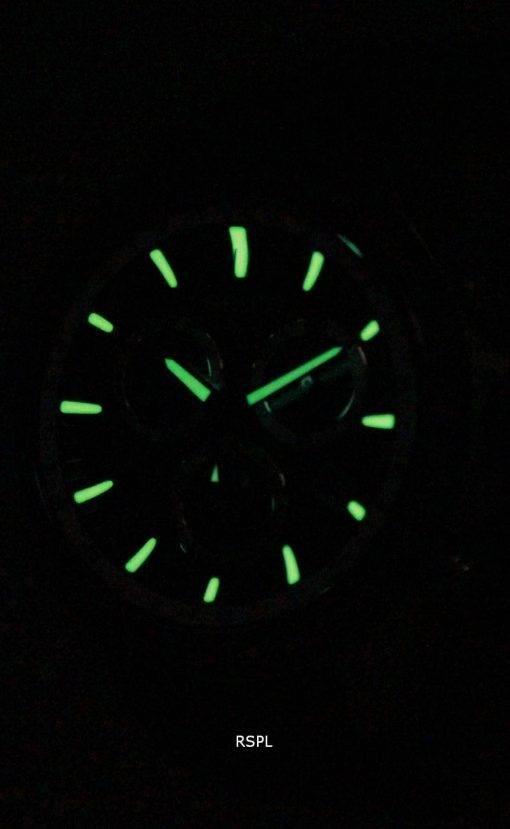 Seiko Astron GPS Solar Chronograph Atomic SSE015J1 SSE015J Mens Watch