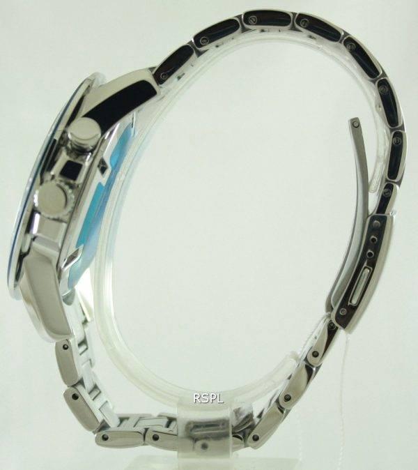 Montre Seiko Sportura Kinetic GMT SUN017P1 SUN017P masculin