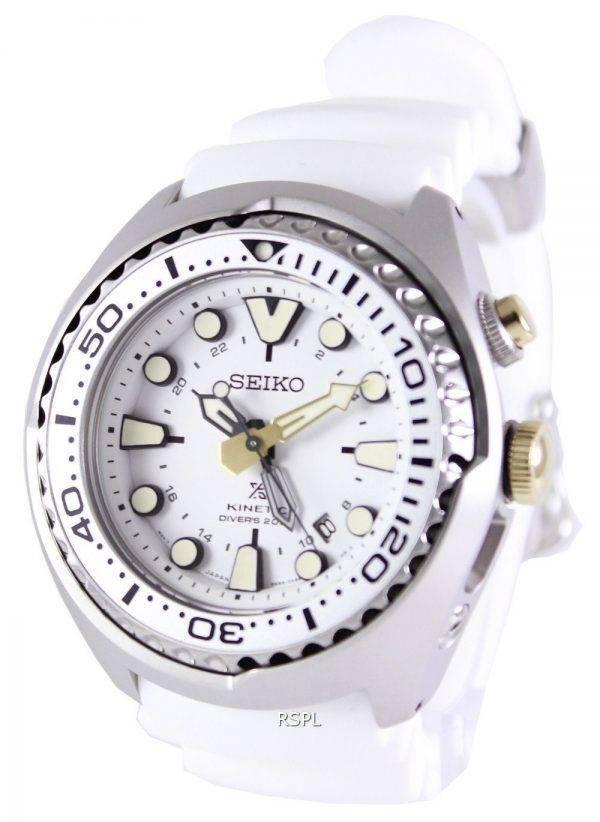 Seiko Prospex Sea Automatic GMT Divers 200M SUN043P1 SUN043P Mens Watch