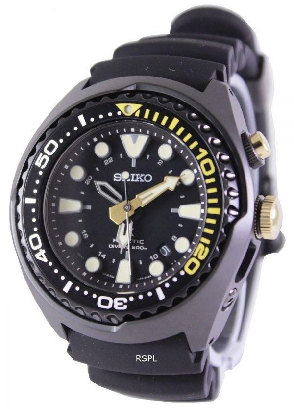 Seiko Prospex Sea Automatic GMT Divers 200M SUN045P1 SUN045P Mens Watch