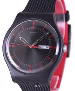 Swatch Originals GAET Quartz Suisse SUOB714 unisexe