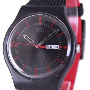 Swatch Originals GAET Quartz Suisse SUOB714 unisexe