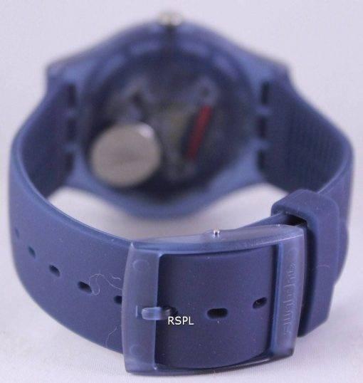 Swatch Originals Bleu Rebel Quartz Suisse SUON700 unisexe