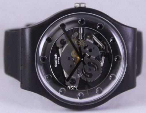 Swatch Originals Argent Glam Quartz Suisse SUOZ147 unisexe