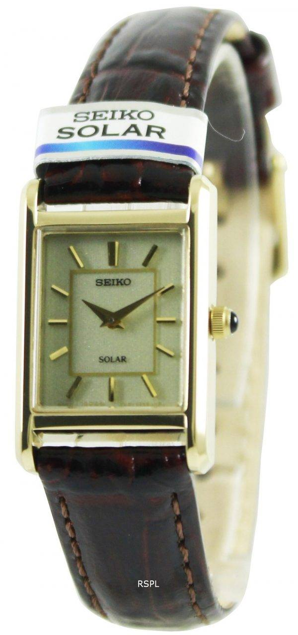 Seiko Core Solar SUP252P1 SUP252P SUP252 Womens Watch
