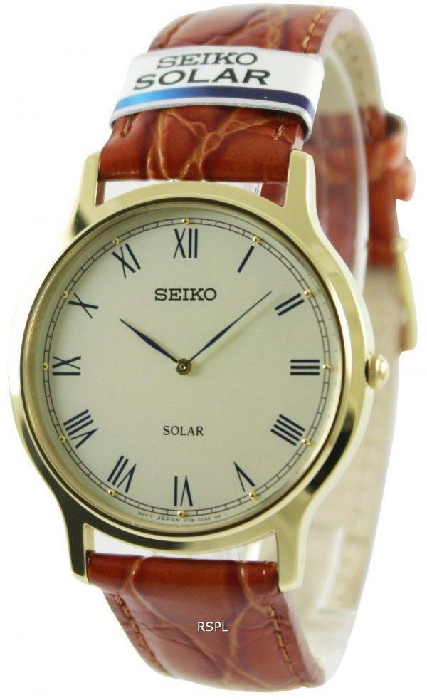 Seiko Core Solar SUP876P1 SUP876P SUP876 Mens Watch
