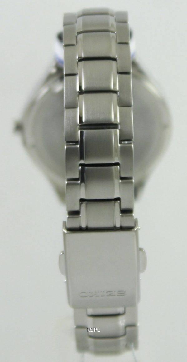Seiko Solar Titanium 100M SUT201P1 SUT201P Womens Watch