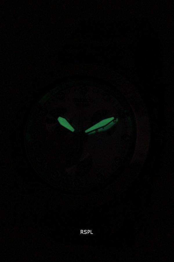 Swatch Irony Diaphane Full-Blooded Argent Chronographe SVCK4038G unisexe