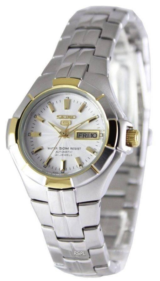 Seiko 5 Automatic 21 Jewels SYMG86K1 SYMG86K Women's Watch