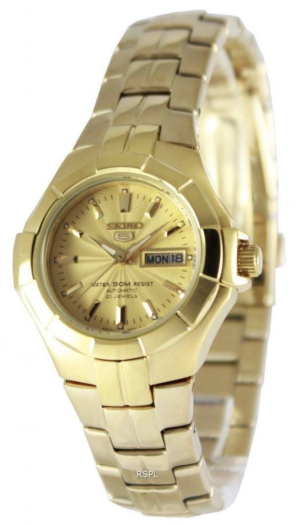 Seiko 5 Automatic 21 Jewels SYMG88K1 SYMG88K Women's Watch