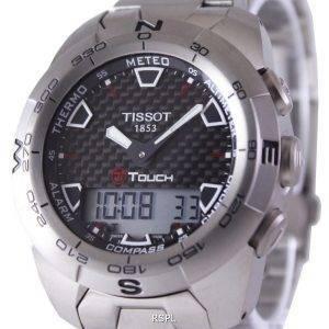 Tissot T-Touch Expert Titanium T013.420.44.201.00 Montre Boussole