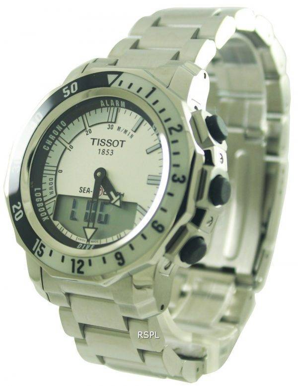 Montre Tissot Sea Touch T026.420.11.031.00 masculin