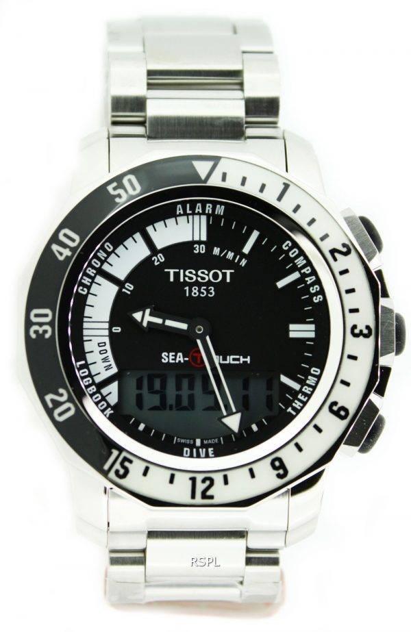 Montre Tissot Sea-Touch T026.420.11.051.00 masculin