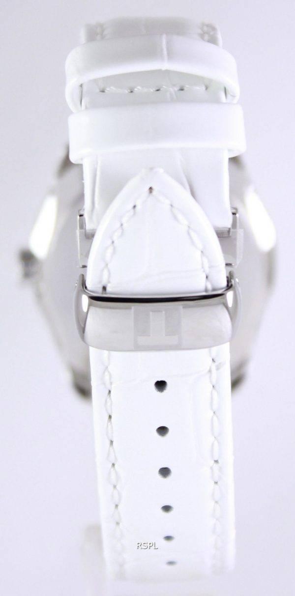 Tissot Couturier Quartz T035.210.16.011.00 Womens Watch