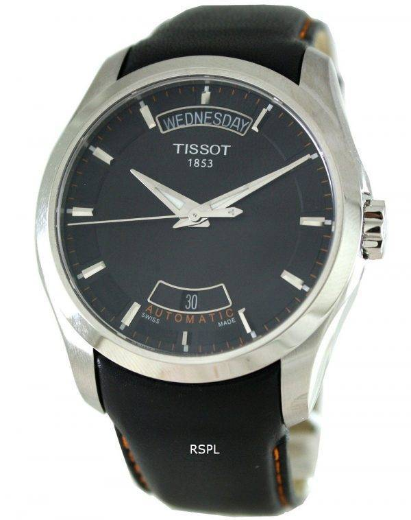 Tissot T-rend CoutuTrier Automatic T035.407.16.051.01 Mens Watch