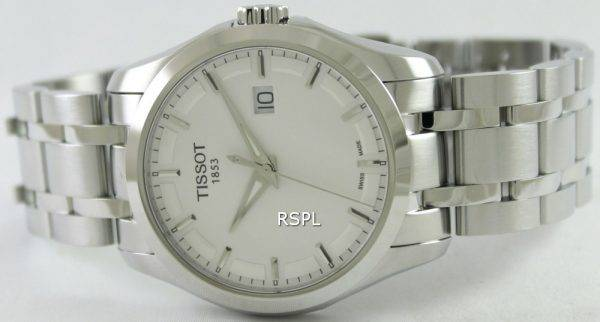 Tissot T-Trend Couturier Quartz T035.410.11.031.00 Mens Watch