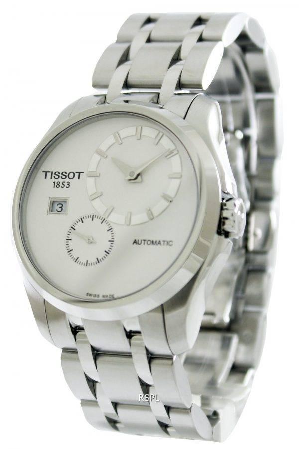 Montre Tissot T-Trend Couturier automatique T035.428.11.031.00 masculin