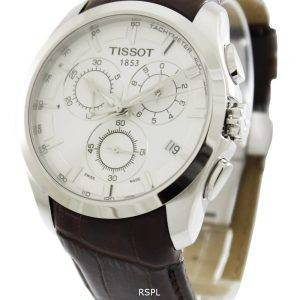 Tissot Couturier Quartz Chronograph T035.617.16.031.00 Mens Watch