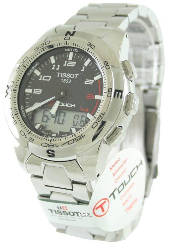 Montre Tissot T-Touch II titane T047.420.44.207.00 masculin