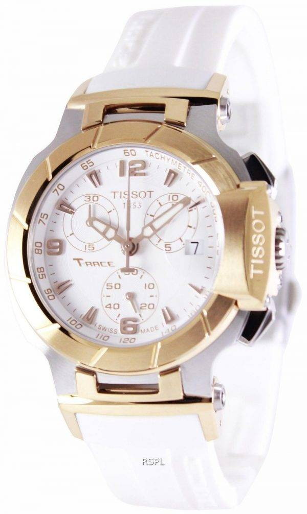 Tissot T-Race Chronograph T048.217.27.017.00 Womens Watch