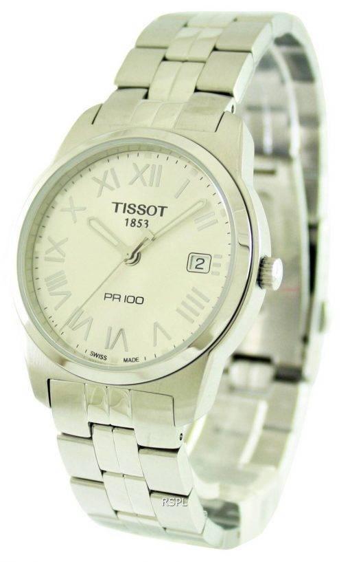 Montre Tissot T-Classic PR 100 Quartz T049.410.11.033.01 masculin