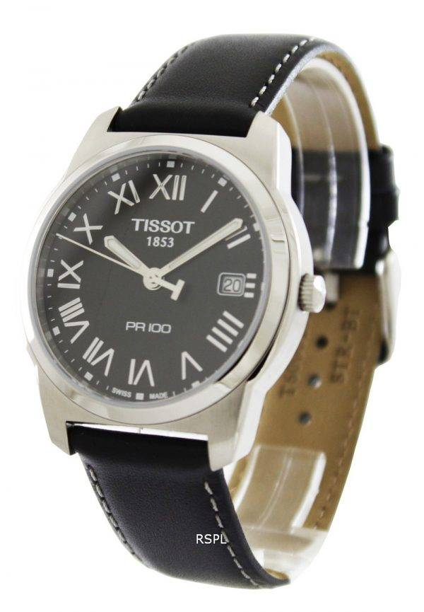Tissot T-Classic PR 100 Quartz T049.410.16.053.01 Mens Watch