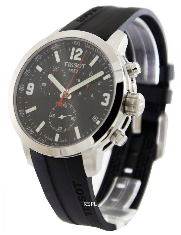 Tissot T-Sport PRC 200 Chronograph T055.417.17.057.00 Mens Watch