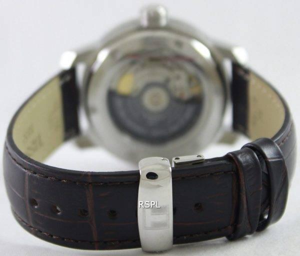 Tissot T-Sport PRC 200 Automatic White Dial T055.430.16.017.00 Mens Watch