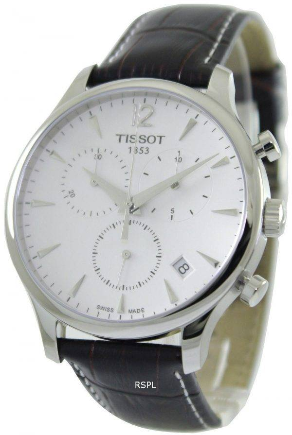 Montre chronographe Tissot Tradition T063.617.16.037.00 masculin