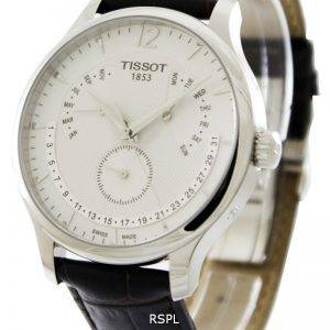Tissot T-Classic Tradition Perpetual Calendar T063.637.16.037.00 Mens Watch