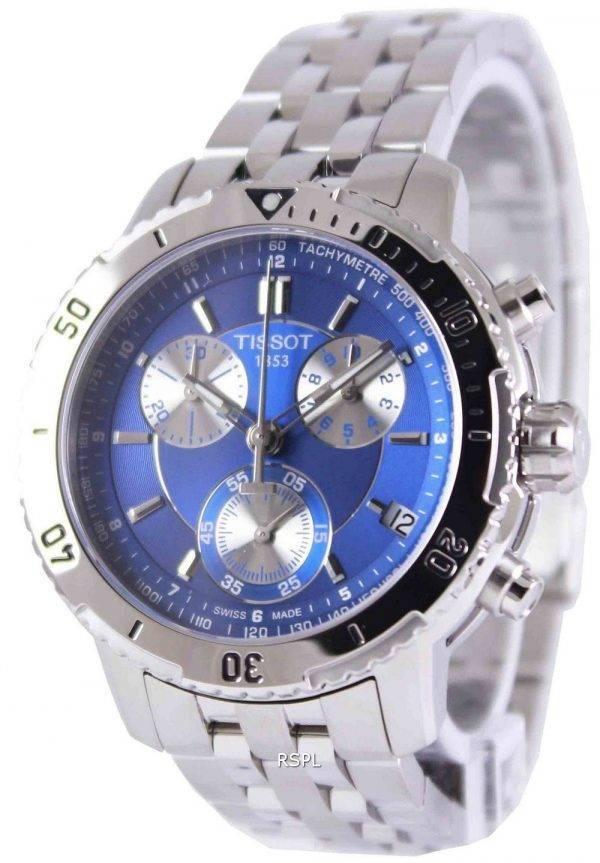 Tissot T-Sport PRS 200 Quartz T067.417.11.041.00 Mens Watch