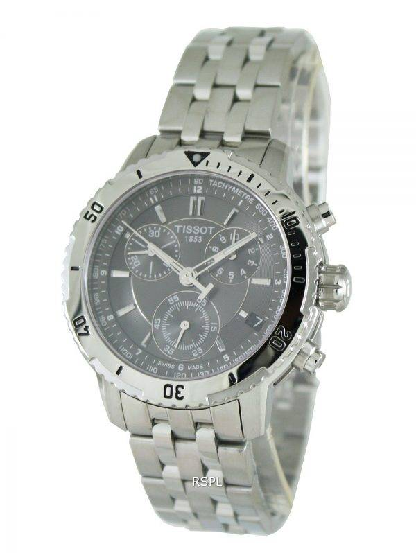 Tissot Chronograph PRS 200 T067.417.11.051.00 Mens Watch