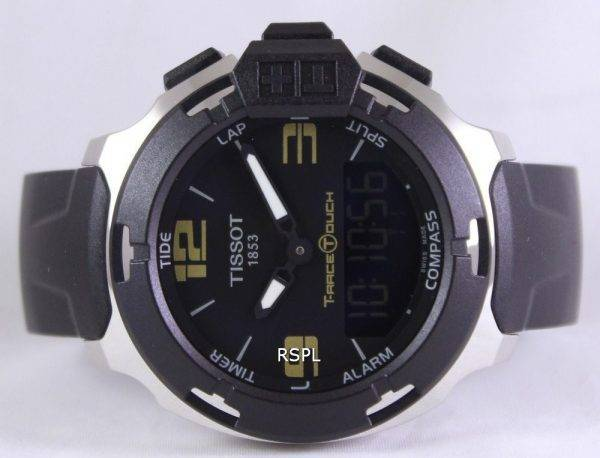 Tissot T-Race Touch Quartz T081.420.17.057.00 Mens Watch
