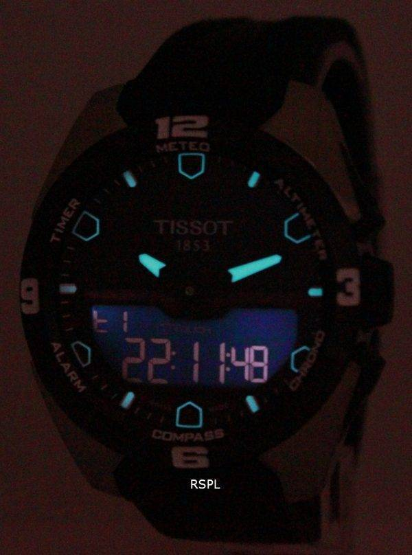 Tissot T-Touch Expert Solar T091.420.47.051.00 Men's Watch