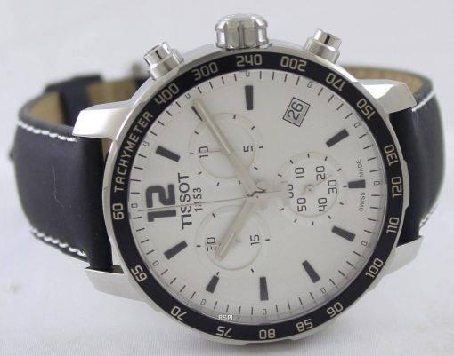 Tissot T-Sport Quickster T095.417.16.037.00 Mens Watch