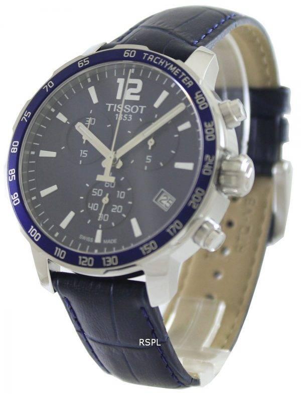 Tissot T-Sport Quickster T095.417.16.047.00 Mens Watch
