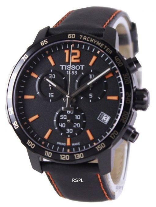 Tissot T-Sport Quickster Chronograph T095.417.36.057.00 Mens Watch