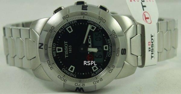 T-Touch de Tissot chronographe multifonction T33.1.588.51