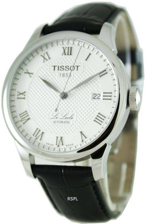 Tissot T-Classic Automatic Le Locle T41.1.423.33 Mens Watch