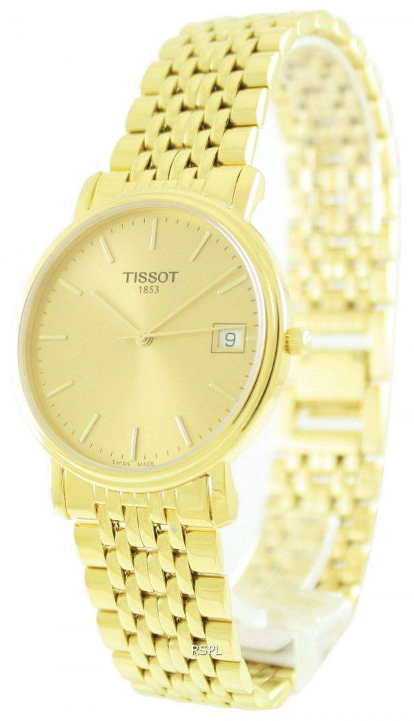 Tissot T-Classic Desire Quartz T52.5.481.21 Mens Watch