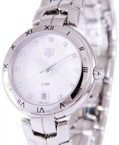 Tag Heuer Link Bracelet Diamond cadran WAT1311. BA0956 Women Watch