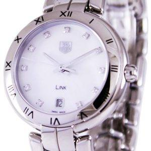 Tag Heuer Link Bracelet Diamond cadran WAT1315. BA0956 Women Watch